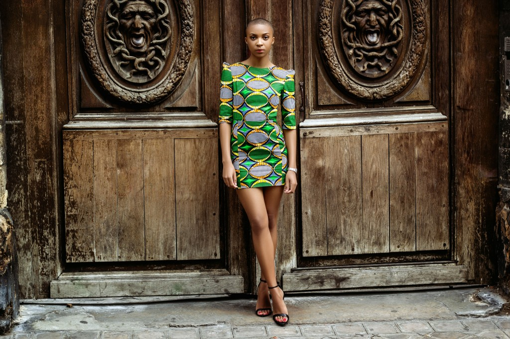 Robe Makeba by Natacha Baco