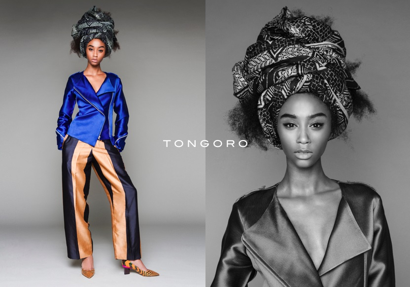 TONGORO, une marque 100% MADE IN AFRICA