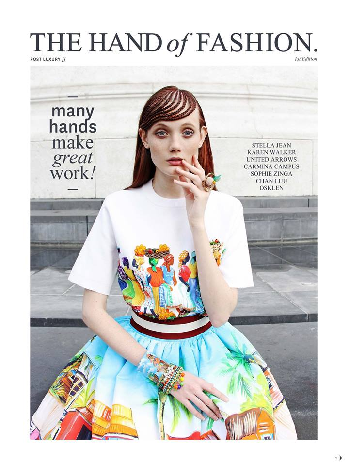 The Hand of Fashion cover 1st edition