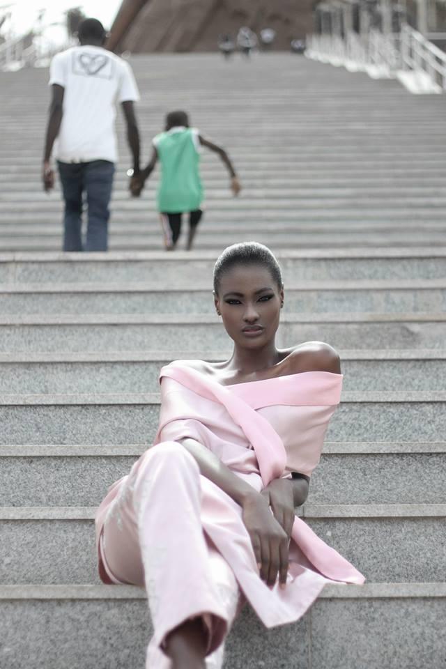 Sophie Zinga (Sénégal)