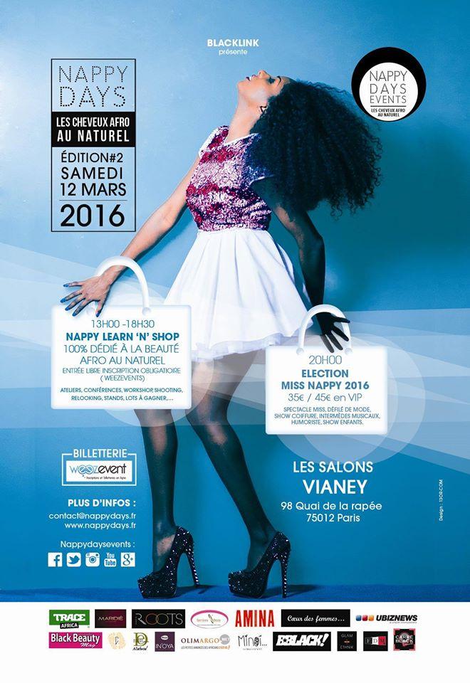 Samedi 12 mars 2016 - Salons Vianney à Paris